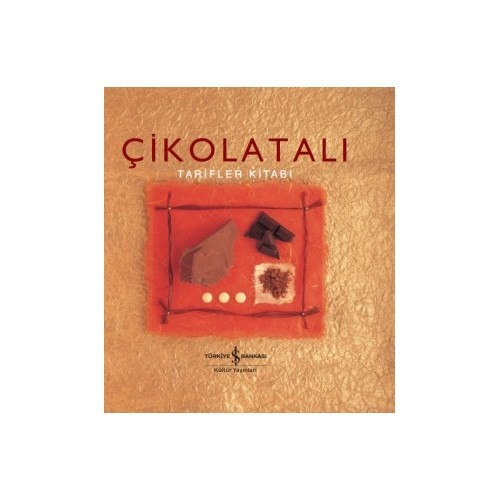 Çikolatalı Tarifler Kitabı - Helen Sudell