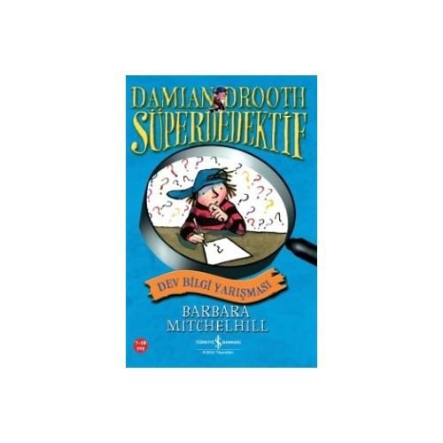 Damian Drooth Süperdedektif Dev Bilgi Yarışması