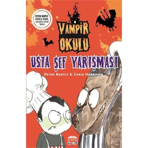 Vampir Okulu-Usta Şef Yarışması - Chris Harrison