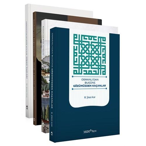 Osmanlı Kültür Seti (4 Kitap)