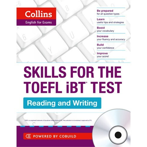 Collins Skills for the TOEFL iBT Reading and Writing +CD