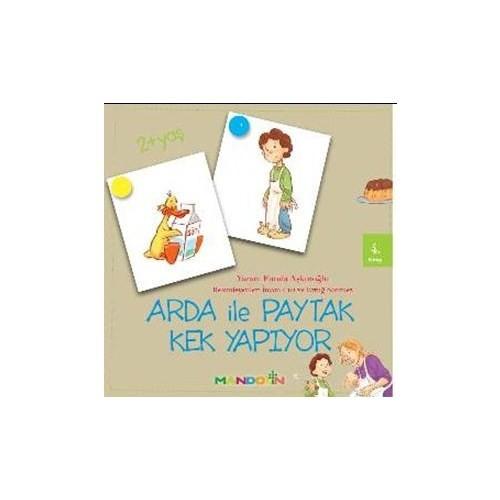 Arda ile Paytak - 4 / Kek Yapıyor