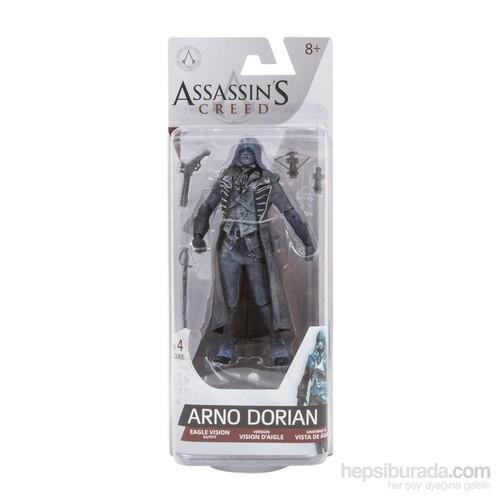 "Mc Farlane Toys Assassins Creed Arno Dorian Eagle Vision Figür 6"""