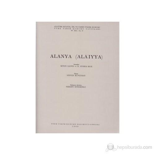 Alanya ('Ala'İyya)-D. Storm Rice