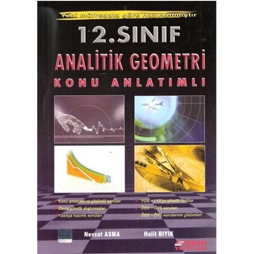 Esen 12.Sınıf Analitik Geometri Konu Anlatımlı