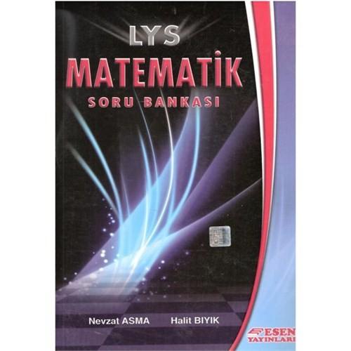 Esen Lys Matematik Soru Bankası - Nevzat Asma