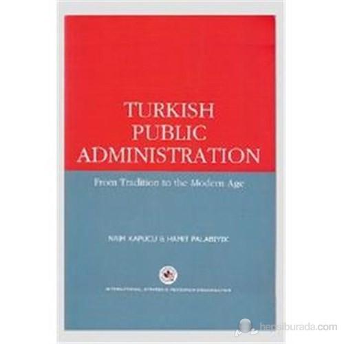 Turkish Public Administration-Hamit Palabıyık