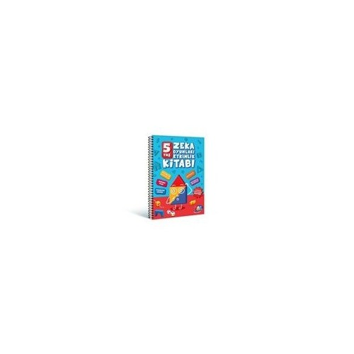 Pal 5 Yaş Zeka Oyunları Etkinlik Kitabı
