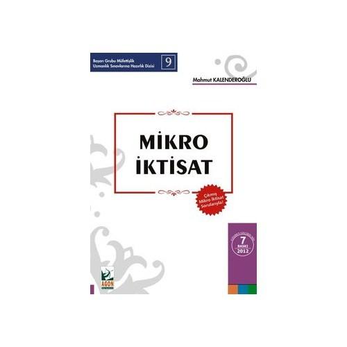 Mikro İktisat - U. Güçlü Dinç