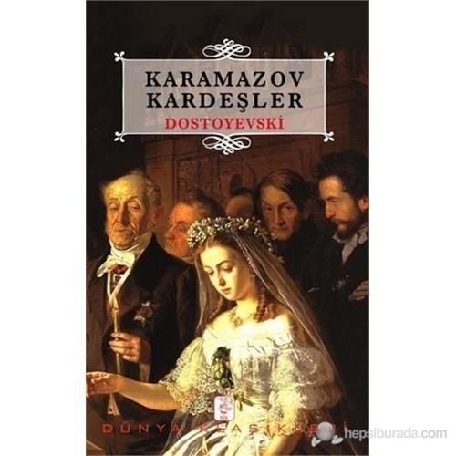 Karamazov Kardeşler (Tek Cilt)