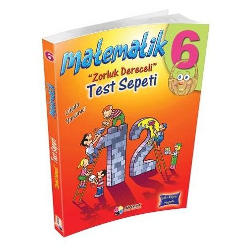 6.Sınıf Matematik Test Sepeti / Dörtrenk Yay.