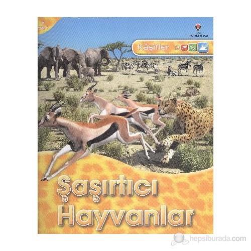 Kaşifler Şaşırtıcı Hayvanlar