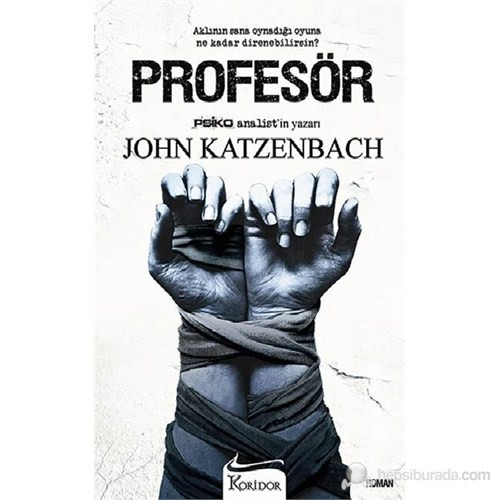 Profesör - John Katzenbach