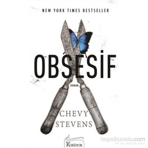 Obsesif - Chevy Stevens