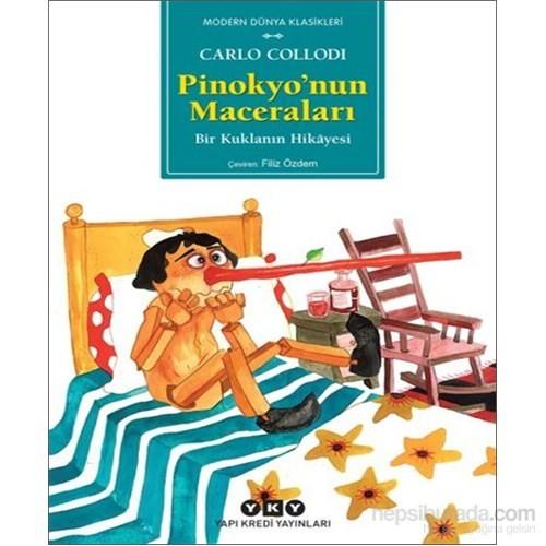 Pinokyo'Nun Maceraları-Carlo Collodi