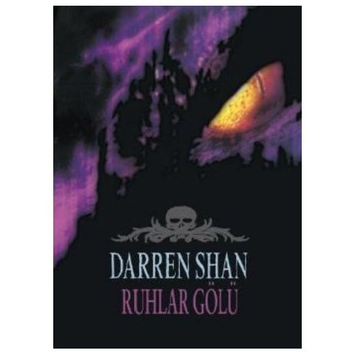 Darren Shan Serisi 10 Ruhlar Gölü - Darren Shan
