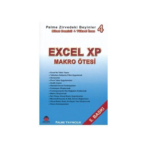 Excel Xp Makro Ötesi
