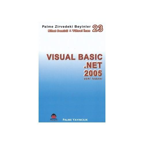 Visual Basic.net 2005 Veri Tabanı
