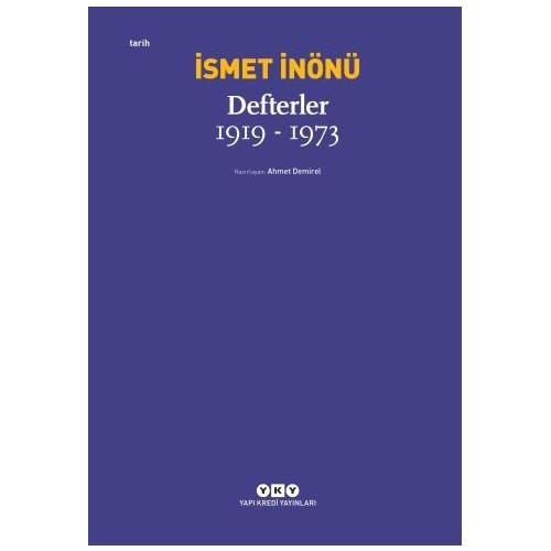 Defterler (1919-1973) - İsmet İnönü