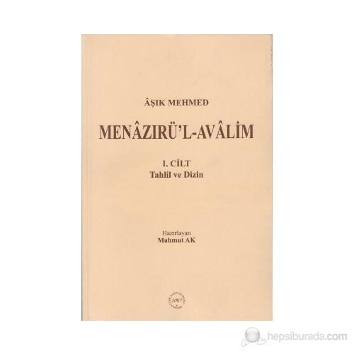 Aşık Mehmed - Menazırü'l-Avalim (3 Kitap Takım)