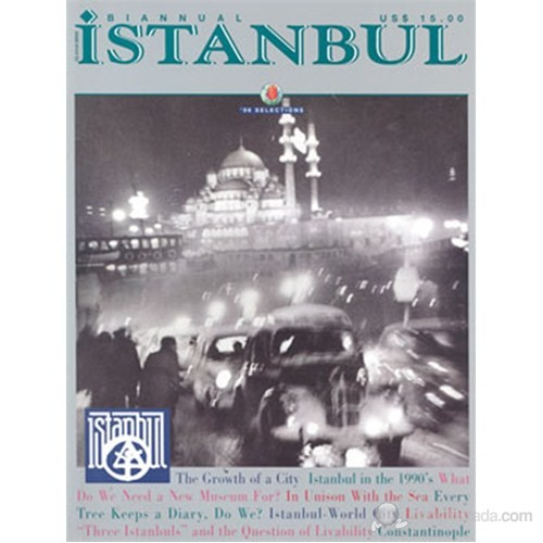 İstanbul '96 Selections Spring 1996