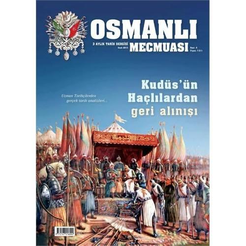 Tesbihane Osmanlı Mecmuası 4.Sayı