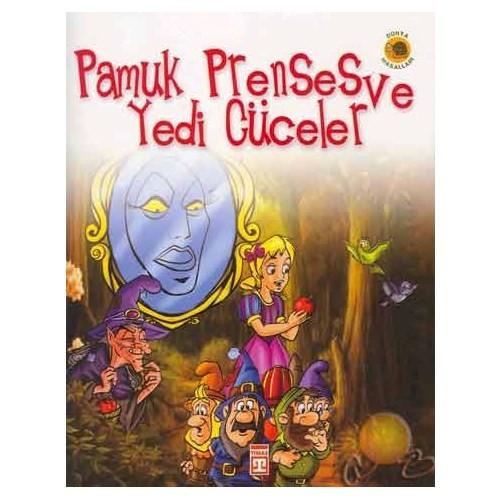 Pamuk Prenses Ve Yedi Cüceler - Dünya Masalları