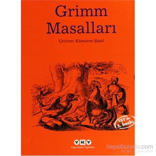Grimm Masalları 1-2 Kutulu - Derleme