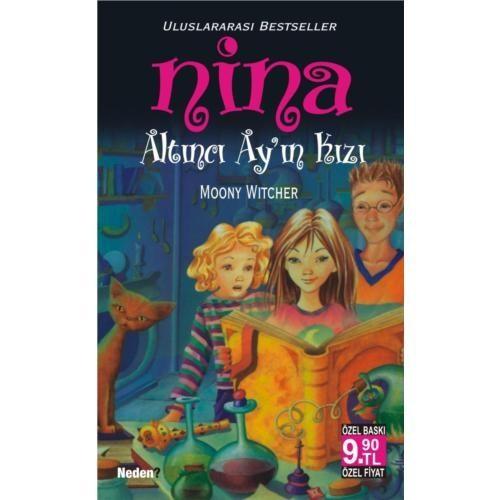 Nina - Altıncı Ay'ın Kızı (Cep Boy)