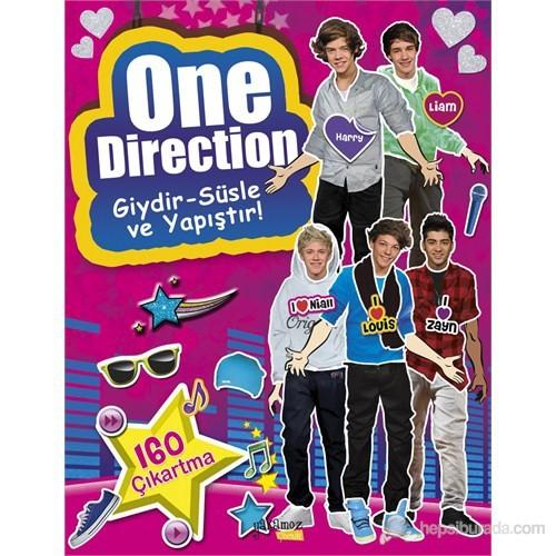 One Direction - Giydir, Süsle ve Yapıştır