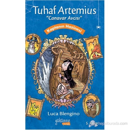 TUHAF ARTEMIUS ''Canavar Avcısı'' - Kaptanın Hazinesi
