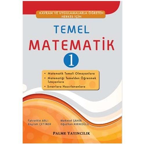 Palme Yayınevi Temel Matematik 1