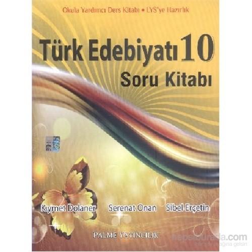 Palme 10. Sınıf Türk Edebiyatı Soru Bankası