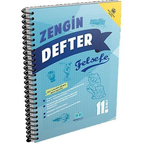 Sözün Özü Yayınları 11.Sınıf Zengin Defter - Felsefe