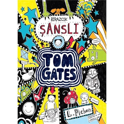 Birazcık Şanslı: Tom Gates