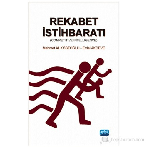 Rekabet İstihbaratı (Competitive Intelligence)