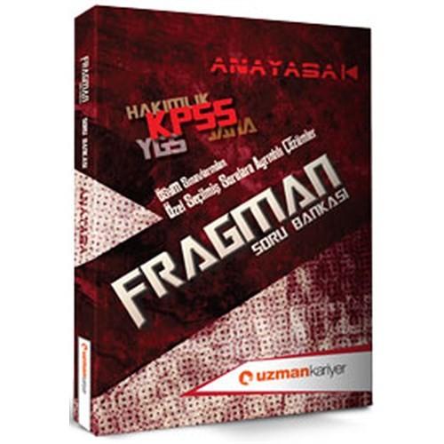 Uzman Kpss 2016 Fragman Anayasa Çözümlü Soru Bankası