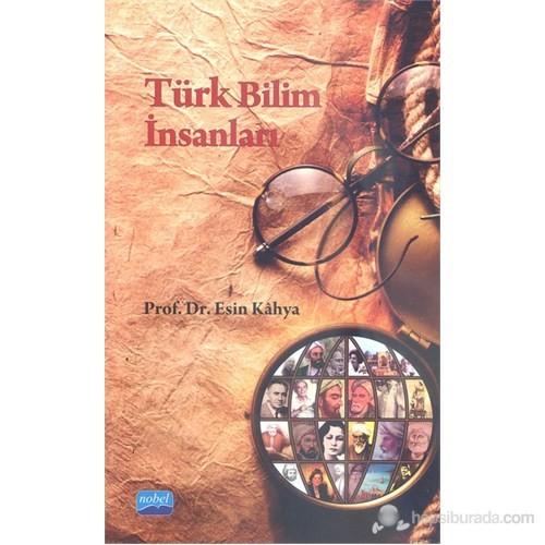 Türk Bilim İnsanları - Esin Kahya