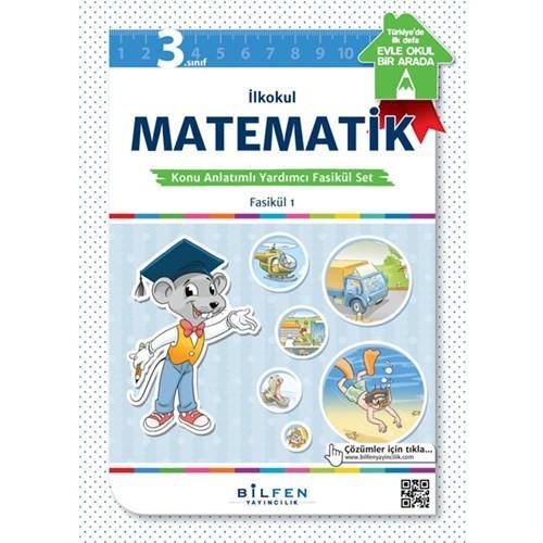 Bilfen Kültür 3. Sınıf Matematik Konu Anlatımlı Yardımcı Fasikül Bilfen Yayınları