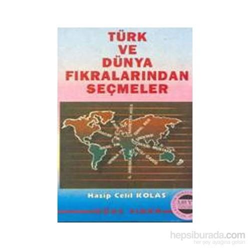Türk Ve Dünya Fıkralarından Seçmeler