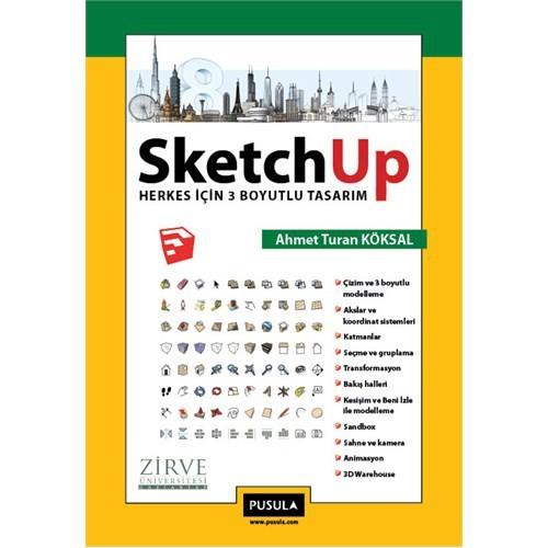 SketchUp Herkes için 3 Boyutlu Tasarım