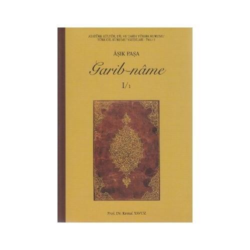 Garib-Name (1-1 Cilt)