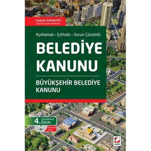 Belediye Kanunu (Büyükşehir Belediye Kanunu)