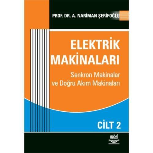 Elektrik Makinaları Cilt 2