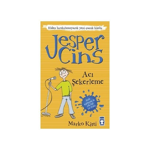 Jesper Cins: Acı Şekerleme