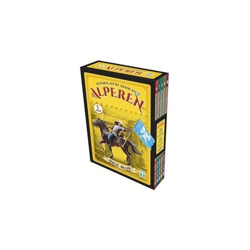 Alparslan'ın Akıncısı Alperen (5 Kitap Set)