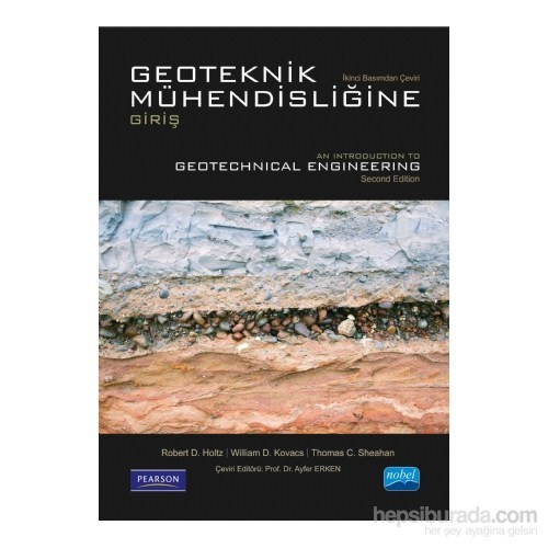 Geoteknik Mühendisliğine Giriş: Introduction To Geotechnical - Thomas C. Sheahan
