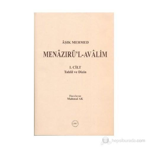 Aşık Mehmed - Menazırü'l-Avalim (3 Kitap Takım Ciltli)