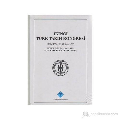 İkinci Türk Tarih Kongresi