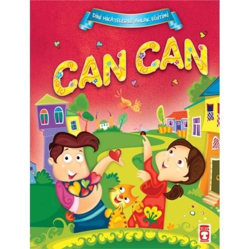 Can Can (Ciltli)